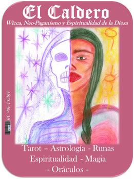 EL CALDERO No 10 - Magia y espiritualidad.