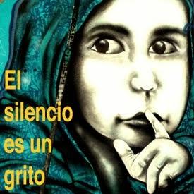 El silencio es 1 grito