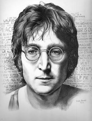 John Lennon Lapiz