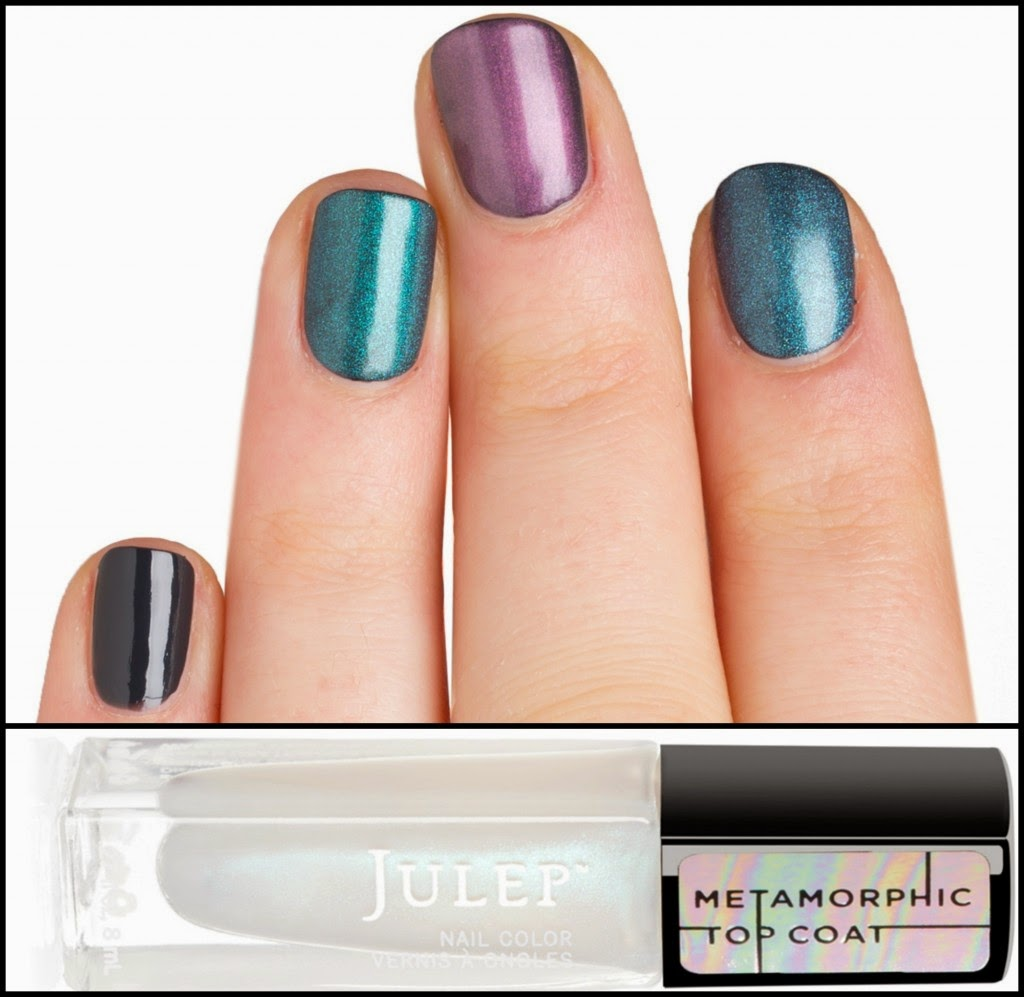 Polish & Plates: Julep Round Up! New Collections, Metamorphic Top ...