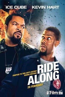 Ride Along 2014 poster
