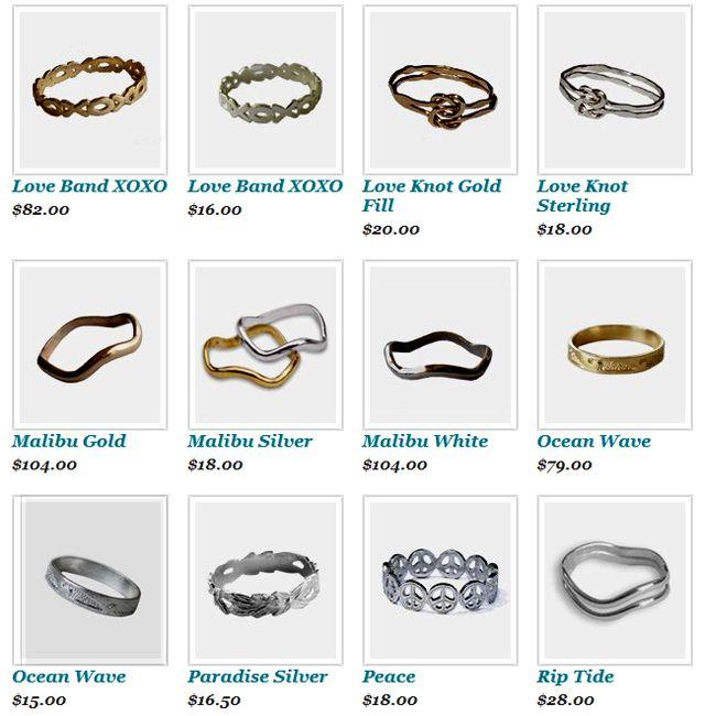 Toe Rings by ToeRings.com