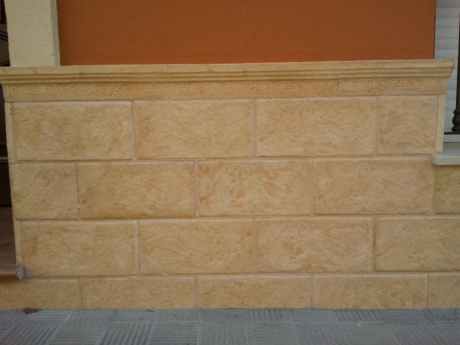 M rmoles granitos compactos y piedra artificial jose - Zocalos de piedra ...