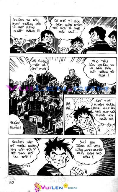Jindodinho - Đường Dẫn Đến Khung Thành III Tập 66 page 51 Congtruyen24h
