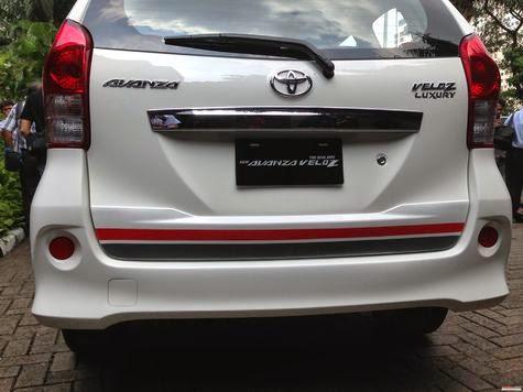 Toyota Avanza Veloz Luxury