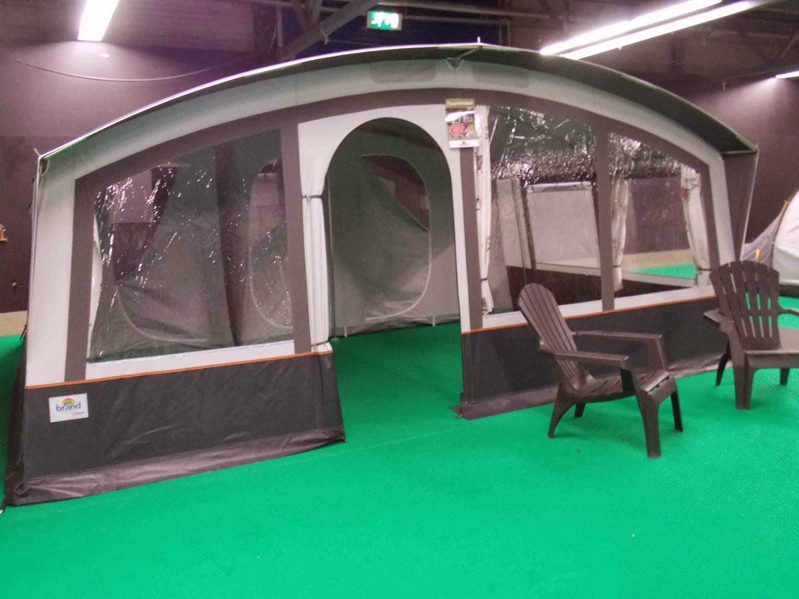 Camping sites et paysages carpodrome tang fougeraie en for Tente 6 places 3 chambres