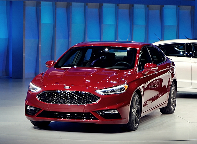 2017 Ford Fusion Sport Price And Review