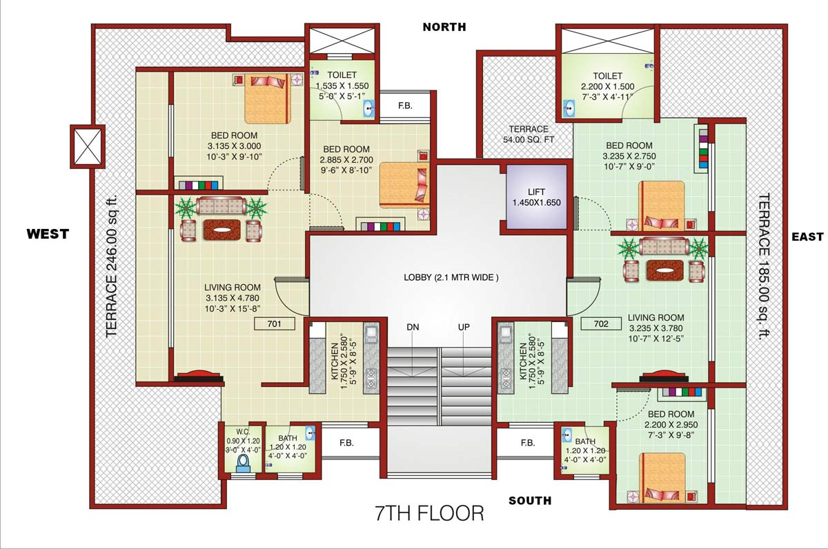 Foundation dezin decor home office layouts for House construction plan