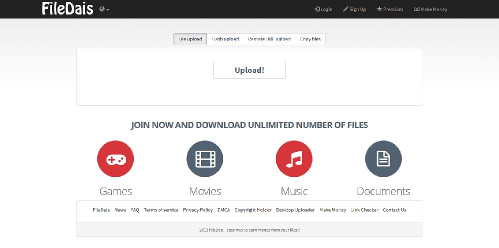 Cara Download di FileDais