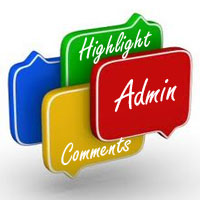 Highlight Author Comments in Blogger in threaded comment System