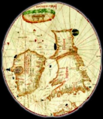 Bản đồ Franco Rosselli, 1508