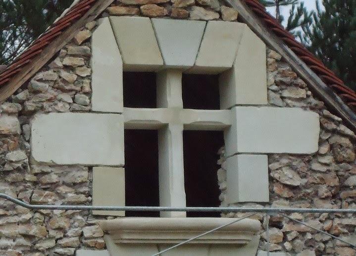 Eurl vassallo taille de pierre for Reparation fenetre