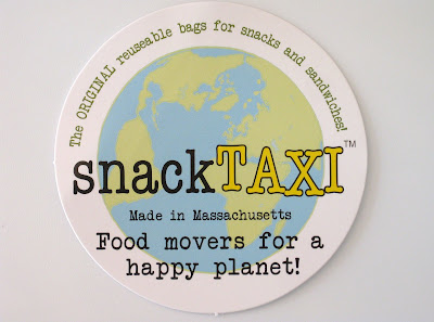 snackTAXI, Reusable Snack Bags, Sandwich Bag, reusables, baggies