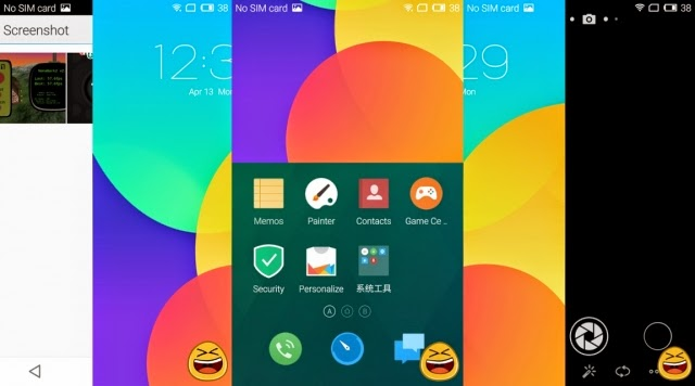 Design Meizu MX4 Pro - Homemade UI - Cool