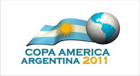 Logo Copa America Argentina 2011™