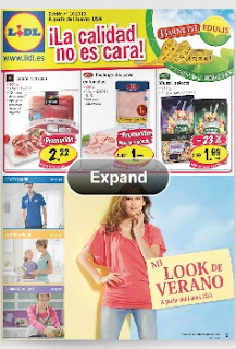 Lidl catalogo de oferta bazar 18 24 abril 2013 for Catalogo lidl granada