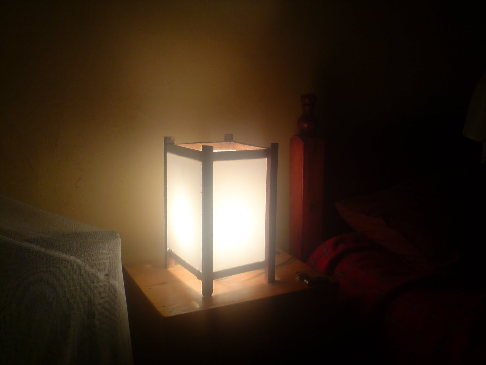 Lamps N Lampshades Japanese Table Lamp