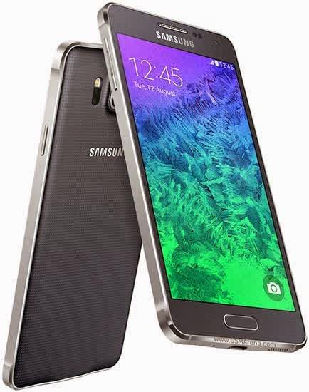 Spesifikasi Samsung Galaxy Alpha, Harga Galaxy Alpha terbau