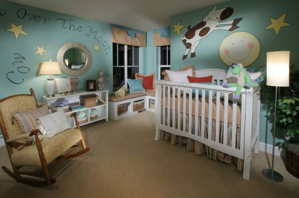 Anyten 10 Finest Baby Nursery Room Ideas