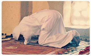 الصلاة مفيدة للعظام من التكبير حتى السجود