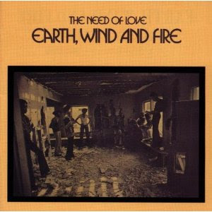 Earth Wind & Fire The Need Of Love (Jazz/Funk)