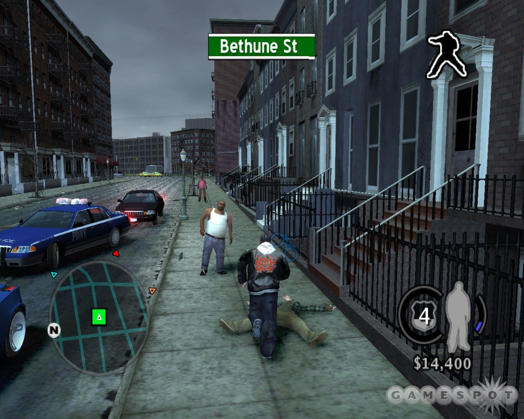Free Download True Crime: New York City RIP PC Game