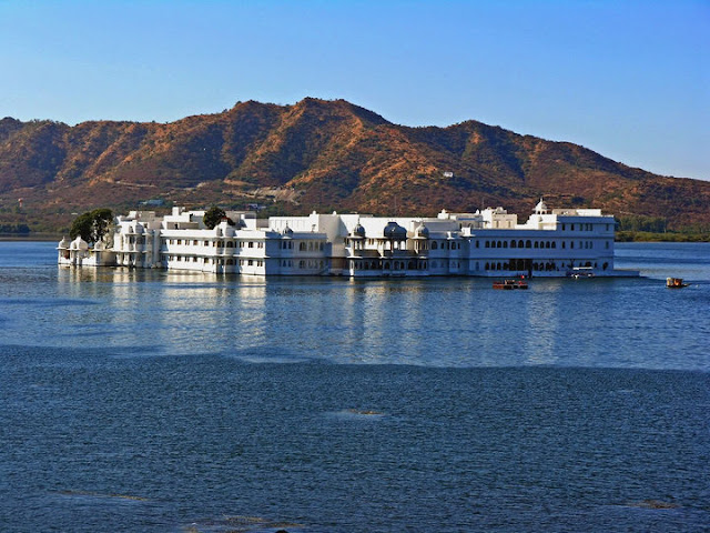 Lake Palace of Udaipur, Rajasthan