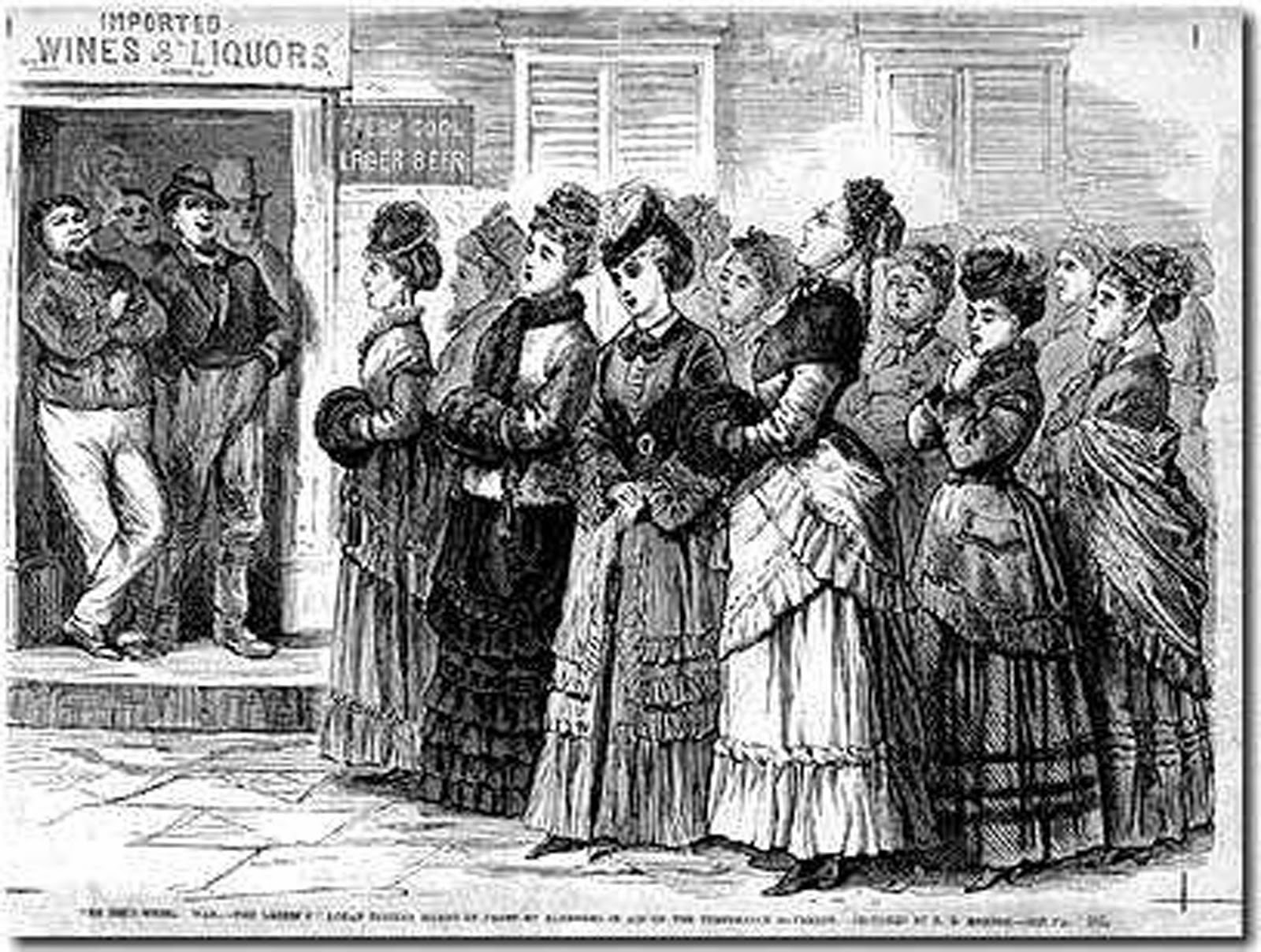Erin's Escape: The Women's Temperance Movement and Prohibition