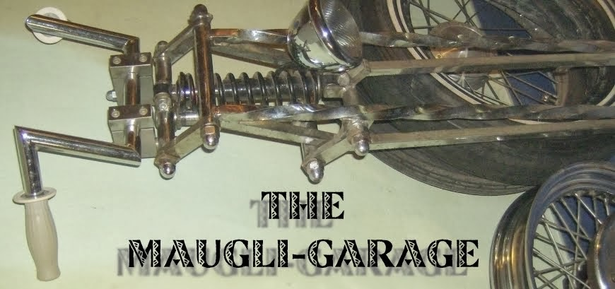 Maugli Garage Hungary