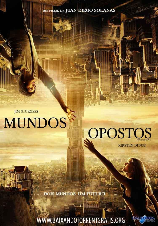 Mundos Opostos 3D Versão Estendida – BluRay 1080p Dual Áudio (2012)