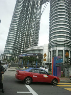 Petronas Towers or  Petronas Twin Towers