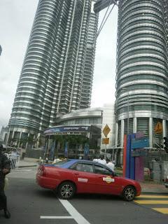 Petronas Towers or  Petronas Twin Towers