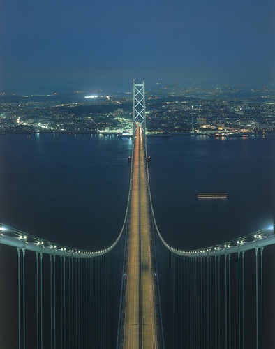 Akashi Strait Bridge