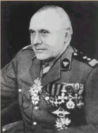 WW2 Military uniform General Stanislaw Maczek