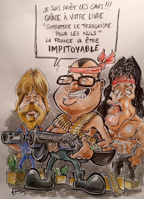 Hollande et la France seront impitoyable - Guillaume Néel ©