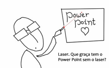 laser para power point