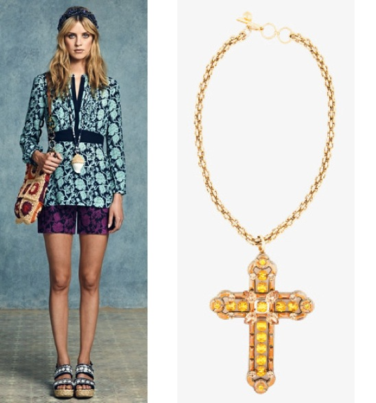 Jewelry Wiki: Jewellery Trends: Oversize Rules throughout ...