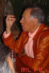 Cenan Chamorro en La Coyoacana, Coyoacán, DF. Feb. 2011