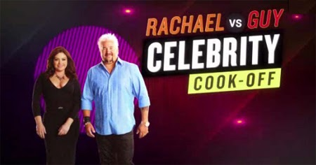 TV Time - Rachael vs. Guy: Celebrity Cook-Off (TVShow Time)