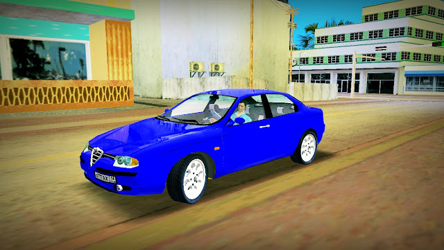 Alfa Romeo 156 - GTA Vice City
