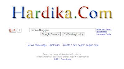Cara Mengubah Logo Google Jadi Nama Kita Sendiri