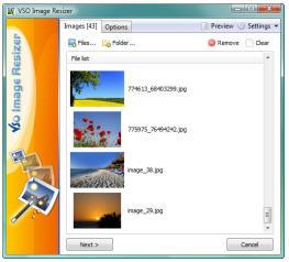 Light Image Resizer 4.1.1.8 - αλλάξτε το μέγεθος σε όλες τις φωτογραφίες με ένα κλικ Image%20Resizer