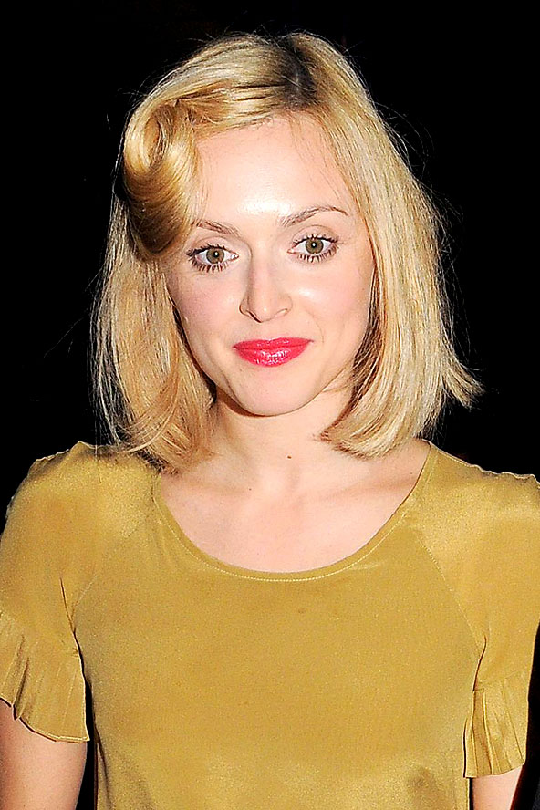 Fearne Cotton Natural Hair Colour