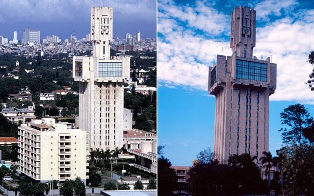 Embajada rusa en La Habana, Cuba
