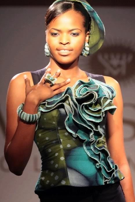 Encyclopedie de la mode gabonaise petite robes africaines