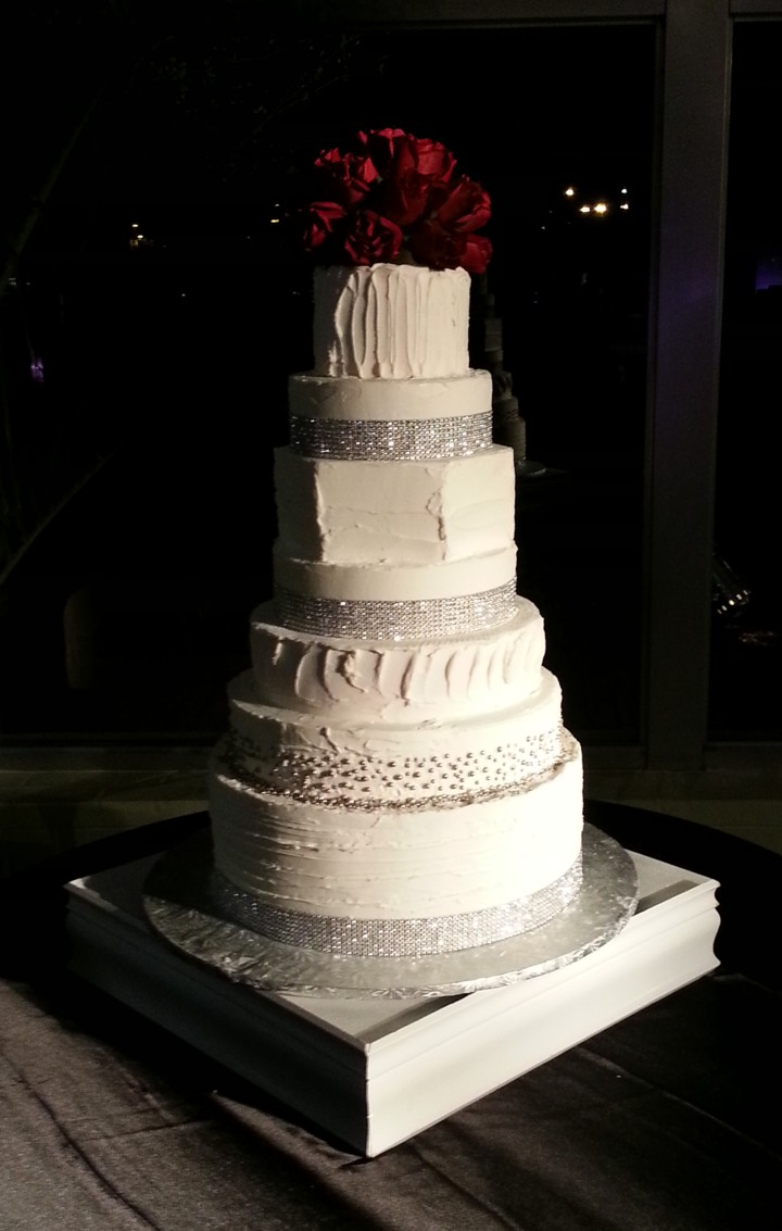 Dallas Light And Sound Wedding Cakes Taste Better With