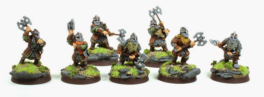 Lord of The Rings Strategy Battle Game - Khazad Guard