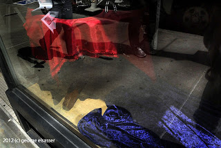 """store window"" (c) 2012 george elsasser"