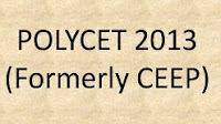 POLYCET 2013 Notification