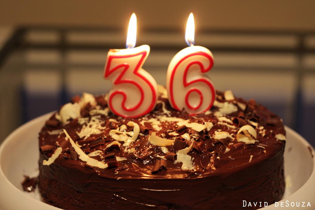 Поздравления с днем рожденья с 36 летием